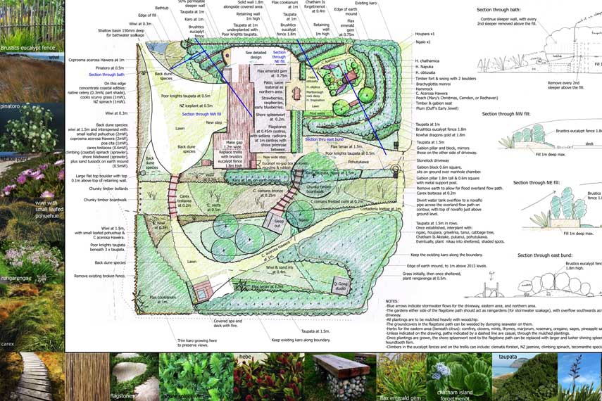 Ecological Planting Plan Paul Winton