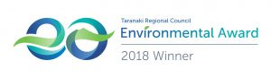 Environmental award taranaki regional council